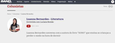 BandNews FM Rio 90.3 - Entrevista