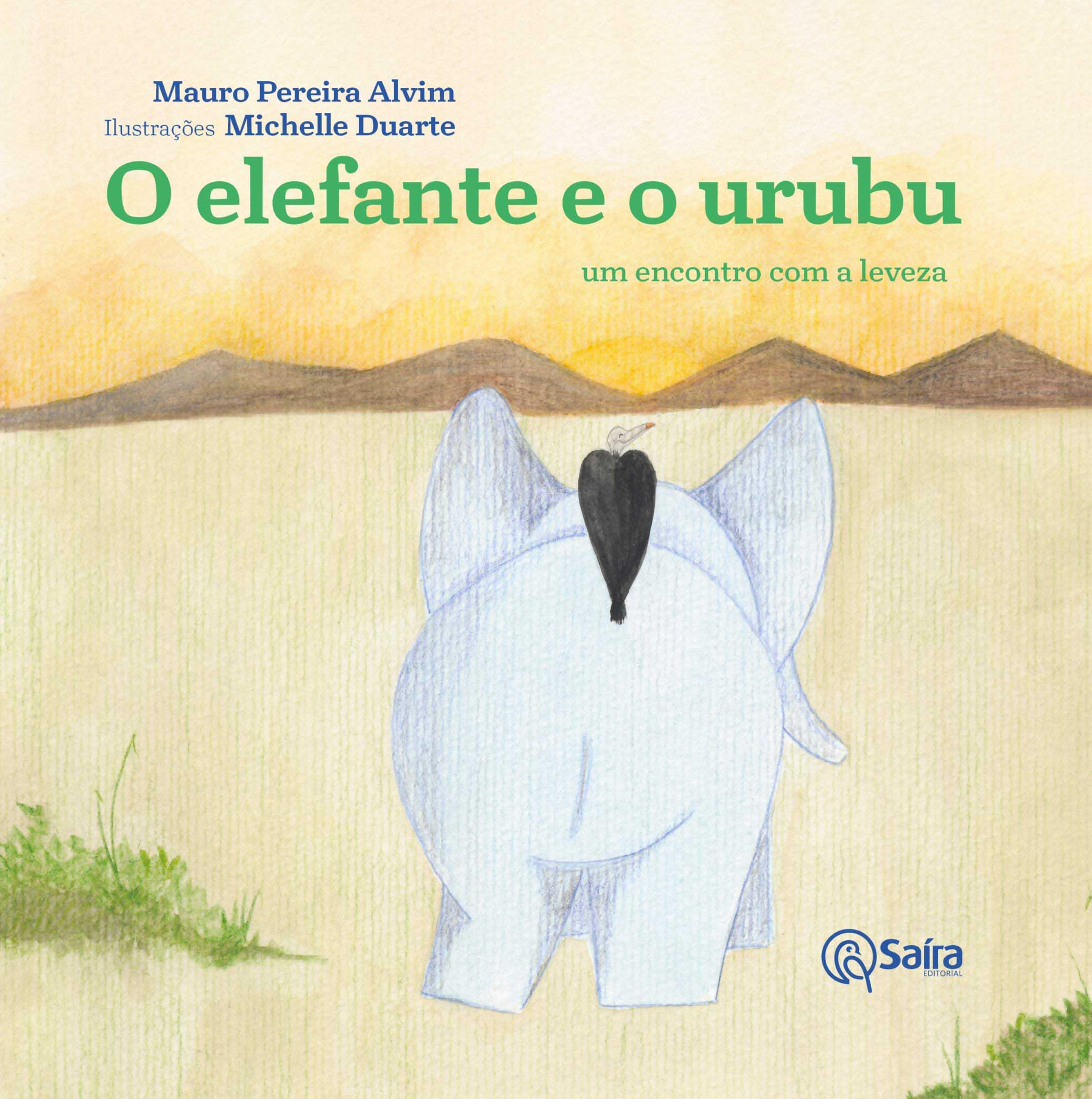 O Elefante E O Urubu