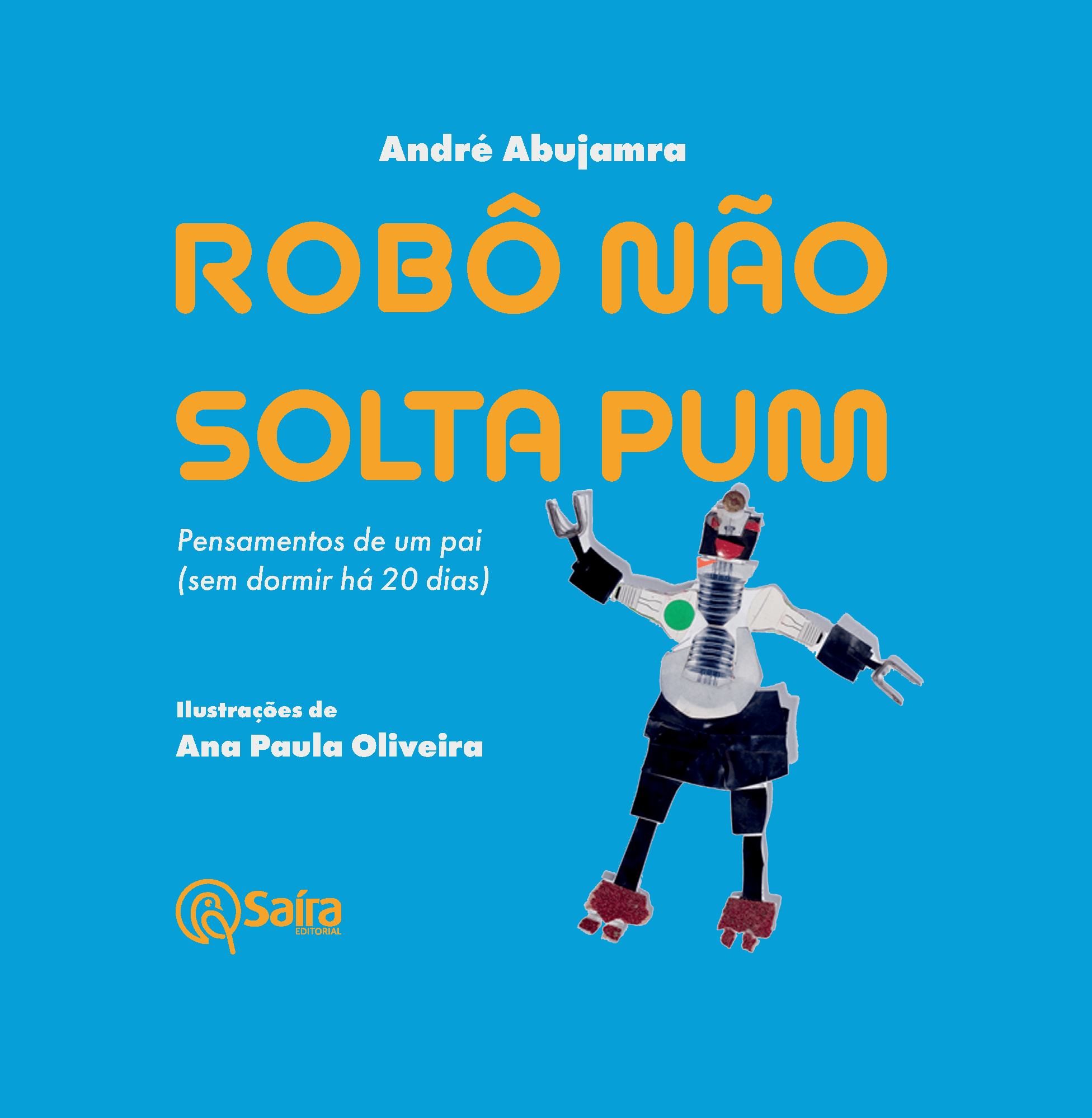 Robô Não Solta Pum